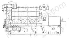 Каталог запасных частей к дизелям 6(8) <b>ЧН</b> 25/34 -2, -3