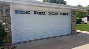garage door after 6