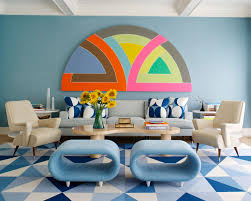 Turquoise Living Room Latest Trends For Blue Living Room Designs