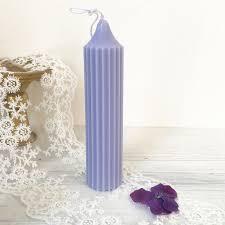 Cylindrical Church Head Candle Mold DIY <b>Handmade</b> Candle Raw ...