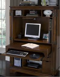 contemporary computer armoire desk computer armoire. magic computer armoire for home office ideas natural brown wood with some mini contemporary desk