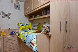 Childrens fitted bedroom furniture Modern Box Room Or Childrens Bedroom Cabin Bed Pinterest Fitted Furniture Blandford Forum Dorset Sliding Door Wardrobes