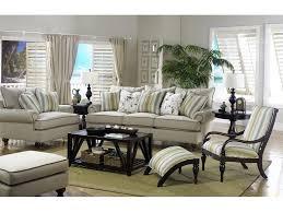 Paula Deen Living Room Furniture Paula Deen By Craftmaster Living Room Three Cushion Sofa P711750bd
