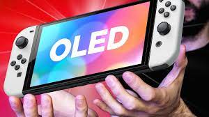 new Nintendo Switch PRO - YouTube