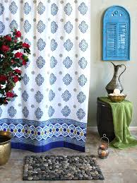 fabric shower curtains with valances white and blue shower curtains shower curtains shower curtains fabric shower