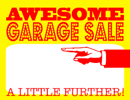 sale signs printable diy printable awesome garage sale signs