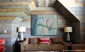 <b>Картина</b> маслом с совой Интерьерная <b>картина Картина на</b> ...