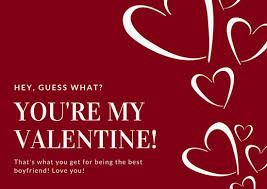 Valentinsday Card Customize 297 Valentines Day Card Templates Online Canva