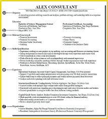 How To List Education On Resume Fascinating Resume Listing Education Resume List Double Major Resume List Degree