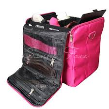 newest professional makeup storage box travel cosmetic beauty carry bag case uk