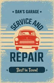 Auto Repair Flyer Flyer Maker For Auto Repair Shops 267