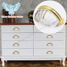 Glass Kitchen Cabinet Knobs Sparkle Furniture Dresser Drawer Pulls  Manufacture Supplier