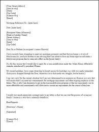 mortgage modification hardship letter modification hardship letter template hardship_letter1