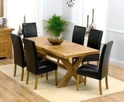adaline walnut extendable dining table and 4 chairs tables