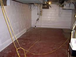 painting basement wallsPainting Basement Walls Painted Second Basement Walls Showing The