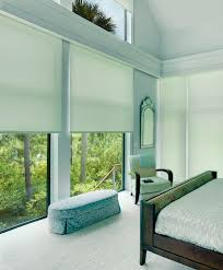 Motorized Window Shades Bedroom Contemporary With Attic Bedroom - Blackout bedroom blinds