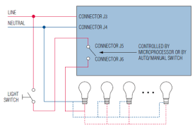 intelligent lighting controller measures ambient light and tracks photocell wiring diagram pdf at Wiring A Photocell Light Switch