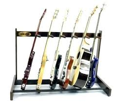 wooden guitar rack folding stand plans wood multiple how to make a out of