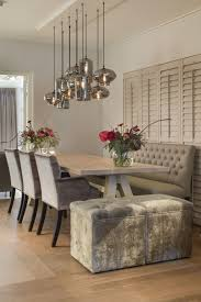interiors dmf dining lyon bank met dining chair mille louvre poefjes lights by eve