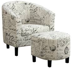 coaster accent chairs coaster bonded leather accent chair
