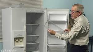 Wrs325fdam04 Freezer Light Wrs325fdam04 Whirlpool Refrigerator Parts Repair Help