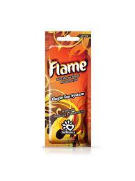 Крем для загара в солярии Flame с нектаром манго ...