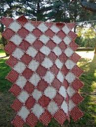 Layer Cake Rag Quilt Tutorial | Layer Cake Rag Quilt Tutorial with ... & Quilting Projects, Quilting Patterns, Quilting Fabric, Quilting Ideas,  Sewing Patterns, Rag Quilt Purse, Christmas Rag Quilts, Bandana Quilt,  Rustic Quilts Adamdwight.com