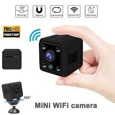 Didihou HD 1080P Camera Mini Wifi Camera Quan Sát Ban Đêm Từ Xa Màn Hình  Nhỏ Camera Giám Sát Không Dây Cam|Camera giám sát