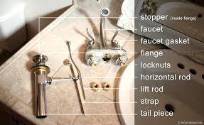installing bathroom sink faucet install bathroom sink faucet for best sink faucet parts names bathroom faucet