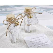 party favors & gift ideas for wedding, bridal and baby shower & more Wedding Favor Message Ideas messages in a bottle glass favor bottle, message in a bottle, favor bottles, Wedding Favor Messages From Lava