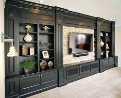 tv entertainment wall ideas entertainment center ideas
