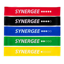 Synergee Exercise Mini Bands Synergee Fitness Usa