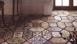 mid century tile flooring ideas