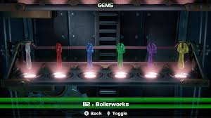 Luigis Mansion 3 Guide Gem Locations For Every Floor Ign