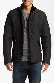 Barbour Outerwear | Nordstrom & Barbour 'Powell' Regular Fit Quilted Jacket Adamdwight.com
