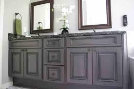 bathroom cabinet remodel. Simple Bathroom After Bathroom Vanity Refacing In Cabinet Remodel R