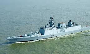 ins china as part of south china sea deployment india sends three naval ships
