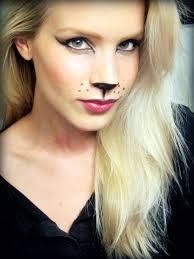 easy cat makeup photo 3