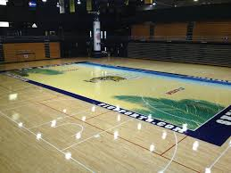 Fiu Basketball Court Designs Beautifying Your Facilitys Wood Floors Sanding