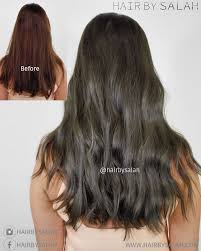 How To Dye Hair Dark Grey Without Bleach Hair Coloring