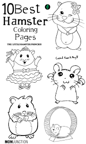 Small Picture Hamster Coloring Pages Top 25 Free Printable Hamster Coloring