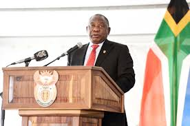 Please subscribe, like, comment and share, thank for watching Cyril Ramaphosa Announces Urgent Measures To Reduce Loa