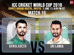 icc world cup 2019 desh vs sri lanka
