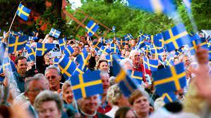 Tidigare firades 6 juni enbart som svenska flaggans dag och det var först 1983 som dagen även fick status som nationaldag. Darfor Firar Vi Nationaldagen Den 6 Juni