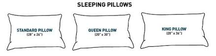 king size pillow size.  King Common Bed Pillow Dimensions And King Size Pillow V