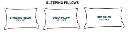 regular pillow size. Simple Regular Common Bed Pillow Dimensions On Regular Pillow Size Buckwheat Hull Pillows