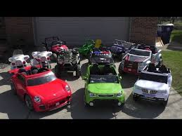 Power Wheels Collection Kids Cars Electric Vehicles Sportrax