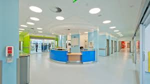 Isolation Ward Design Our Ladys Childrens Hospital Picu Arup
