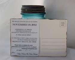 Photo Invitation Postcards Diy Wedding Invitation Postcards Inspirations And Explorations