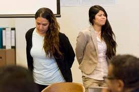 Women in Crosby death not guilty of murder; convicted of voluntary  manslaughter, assault – Orange County Register